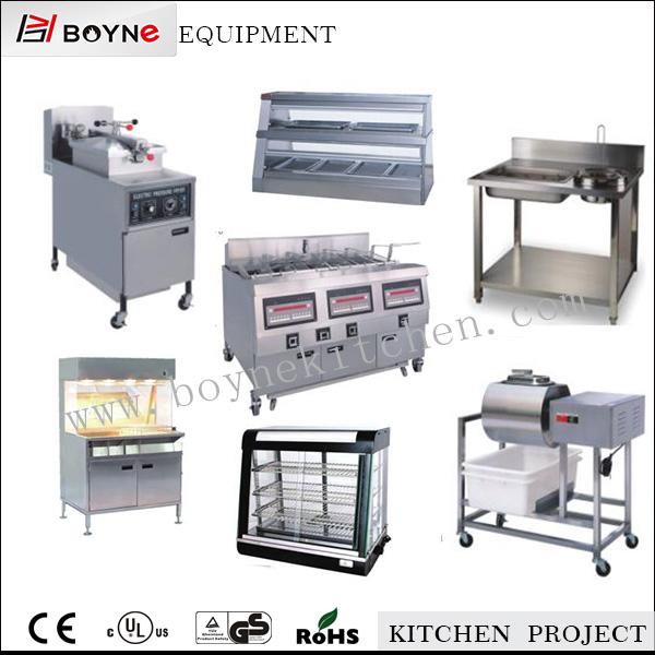 Fast Food Restaurant Kitchen Equipment, Fast Food Restaurant Kitchen ...
