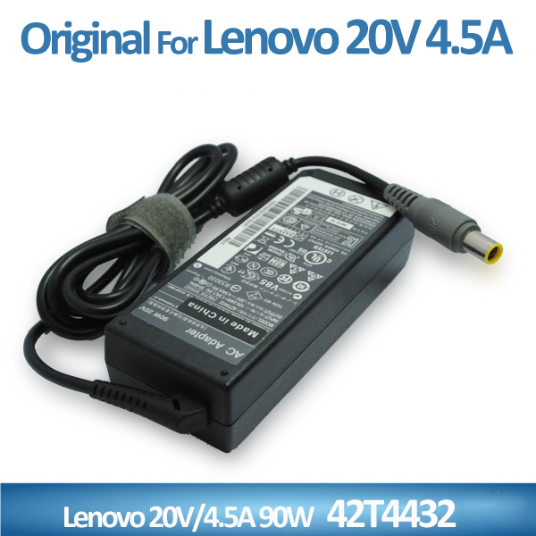 20V 4.5A 90W Replacement Laptop AC Adapter Power Supply Charger+Cord for IBM Lenovo Thinkpad T400 T410 T420