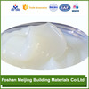 good adhesive water-proof solvent based lamination adhesive for paving glass mosaic