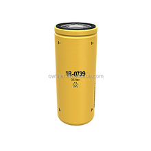 Diesel Engines parts oil filter 1R0739 for CAT EXCAVATOR