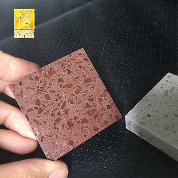 Recycle Colorful Glass Quartz Stone Countertop Buy