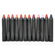 Fashion Design Makeup Cosmetics Kissproof Long Lasting Matte Lipstick Pencil ,Kiss proof Lip Stick