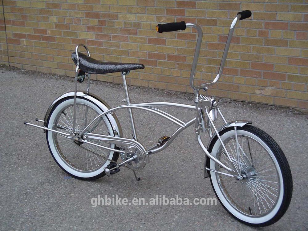 20 Inch Lowrider Bike Low Rider Cruiser Bike Banana Seat Bike ...