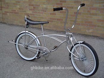 20 Inch Lowrider Bike Low Rider Cruiser Bike Banana Seat Bike