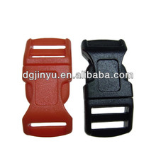 "1/2"" Curved Side Release Dog Collar Clasp for dog collar"