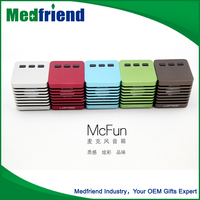 MF1632 Low Cost High Quality Usb Mini Speaker For Tablet Pc With Customized Logo