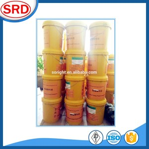 Well-sealing thread grease for drilling pipes in oil and gas fields