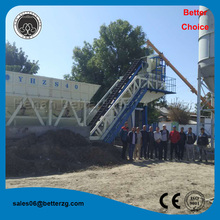 Industrial Mobile Concrete Batching Plant Suppliers