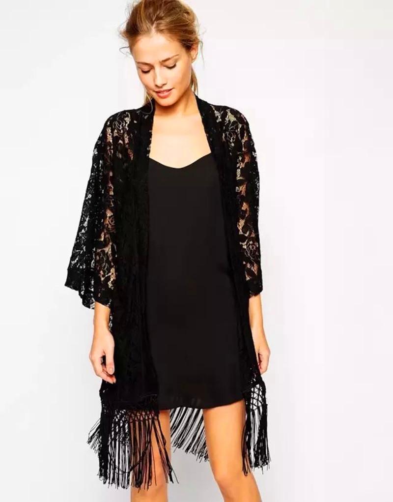 Cheap Long Black Lace Cardigan, find Long Black Lace Cardigan ...