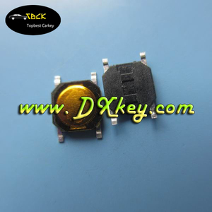 Good quality 4.5*4.5MM switch button for used locksmith tools