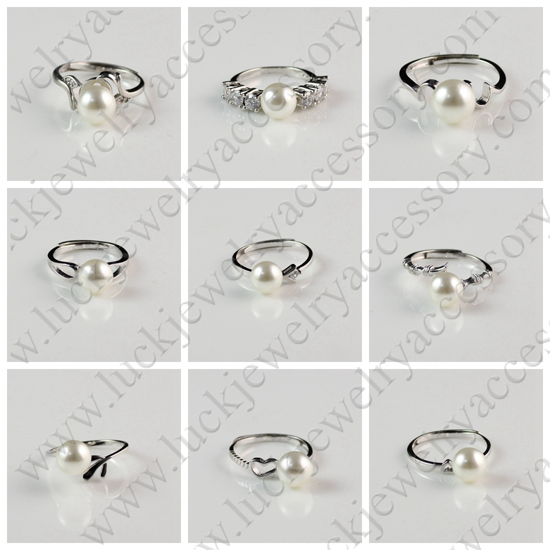 3c9804927c391 2018 Latest Fashion Wholesale Cheap Rhodium Plated Fake Pearl Ring Designs  Women - Buy Finger Ring,Fake Pearl Ring,Pearl Ring Designs Women Product on  ...