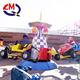 Amusement playground BV TUV indoor park road train with tracks