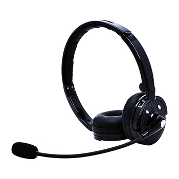 Pro Bluetooth Cell Phone Stereo Headset With Microphone Office Wireless Headset Over The Head On Ear Car Bluetooth Headphones Buy Mobile Phone Accessories For Trucker Office Amazon Best Seller Bluetooth 4 1 Headphone Call Center Headset