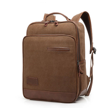2017 Best Vintage Canvas Classic Camo Foldable Travel Backpack