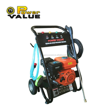 CE 5.5hp gasoline engine automatic car wash machine/mobile automatic car wash machine/220v high pressure washer pump