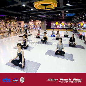 Aerobic Exercise Flooring