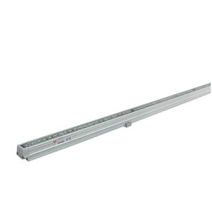 ultra white thin led light bar with 15mm width and easy installation IP68