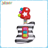 Sozzy electronic plastic guitar musical instruments toys for kids