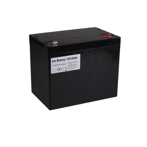 KOK POWER 12V Lifepo4 Car Auto Battery 80Ah 3.2v 20Ah Prismatic Cells Customized