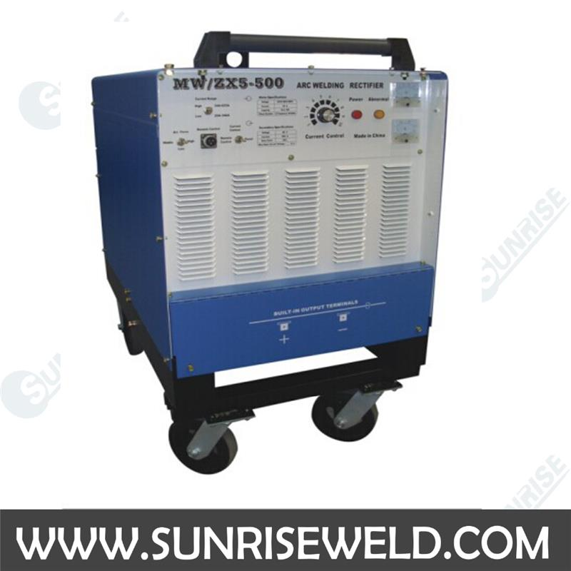 high efficiency spark arc welding equipment with great price MW/ZX5-500