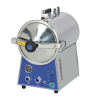 16L Desktop autoclave steam sterilizer price