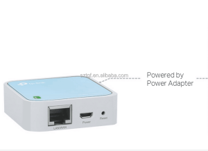 300Mbps Wireless N Nano Router TL-WR802N