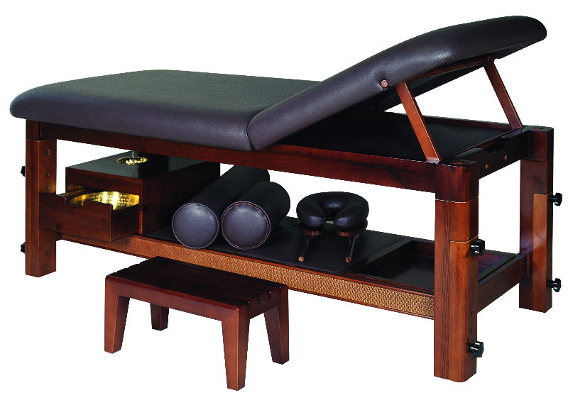 Lettino Per Massaggio Ayurvedico.Regolabile In Legno Lettino Da Massaggio Ayurvedico Tavolo