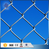 Best Factory Price Good Quality Manufacture PVC Coated/Galvanized Chain Link Fence Prices