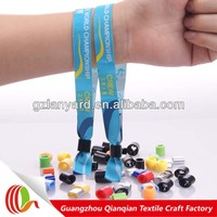 New trend good quality polyester happiness wedding gifts love bracelets