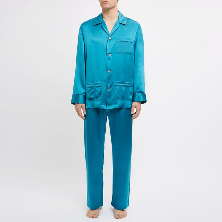 10b22ede2e China silk pyjamas men china silk pyjamas men manufacturers and suppliers  jpg 750x750 Pyjamas men chinese