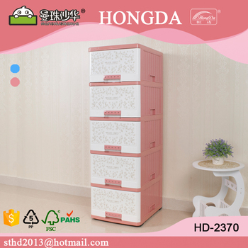5 Tiers Kids Clothes Storage Drawers Hd 2370