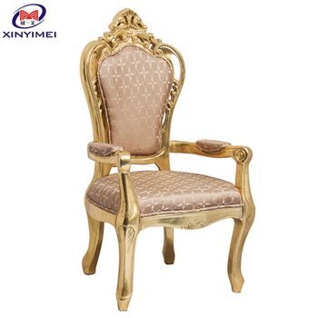 Luxury High Back King Throne Chair For Party