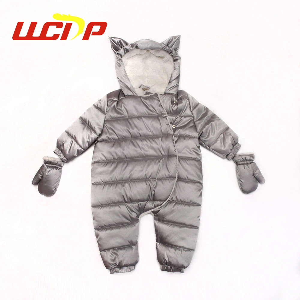 Made in China bulk private label fashion fancy zilver winter pasgeboren baby kleding sets