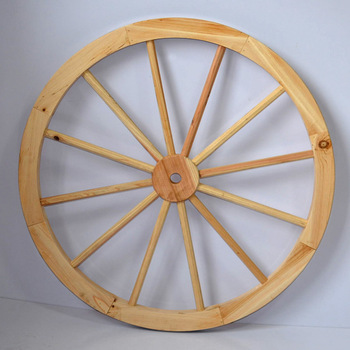 36inch Garden Wooden Wheels Western Cedar Wagon Wheels