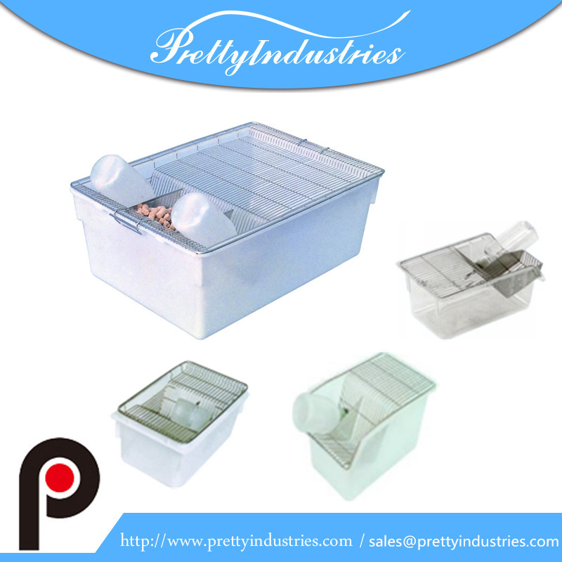 Plastic laboratory mice cages laboratory rat cages