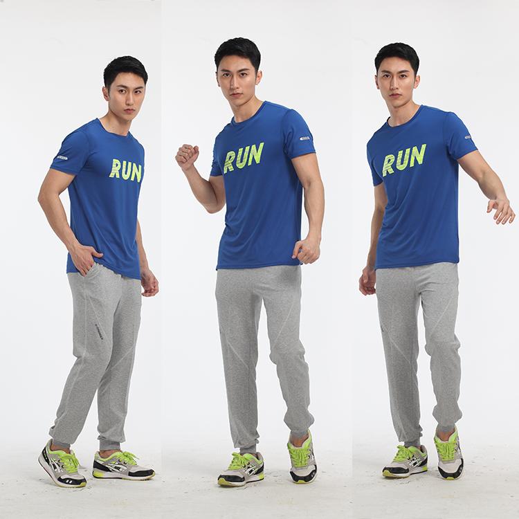 אישית העידון הדפסת לוגו OEM פוליאסטר מהיר יבש fit ריצה חולצה mens ונשים ריצה טי חולצות
