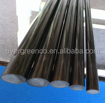 Best Composites carbon fiber pultrusion rod,high strength carbon fiber solid rod