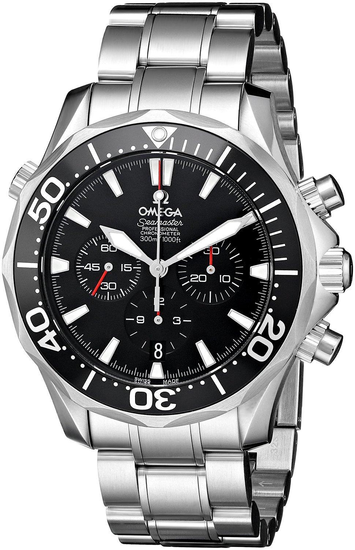 Omega Men's 2594.52.00 Seamaster 300M Chrono Diver Watch