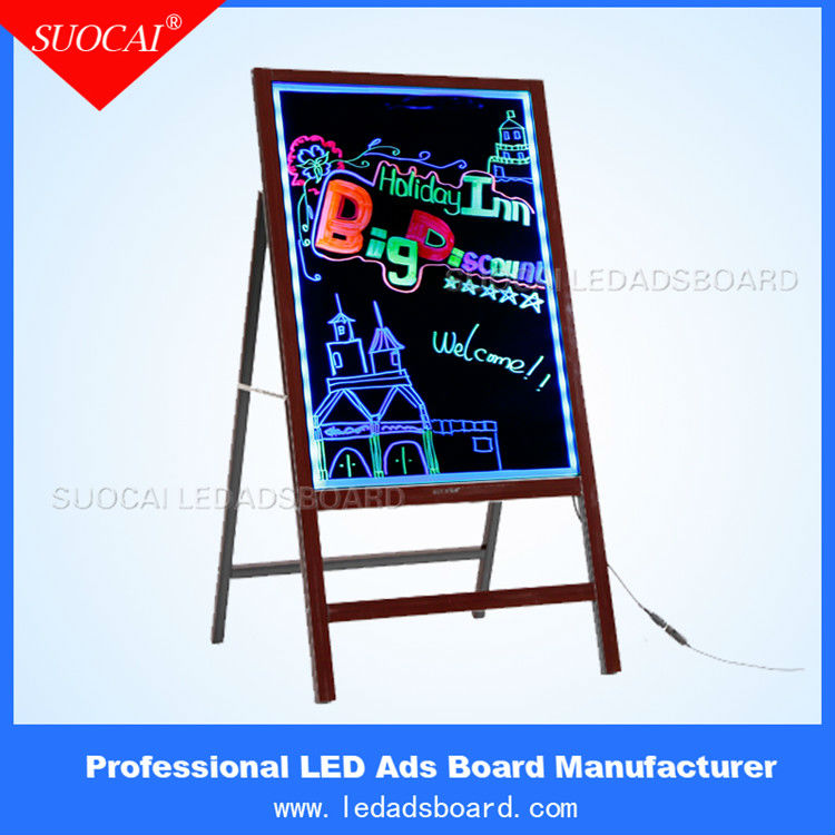 Alibaba new china products for sale outdoor glow in dark led display led writing board