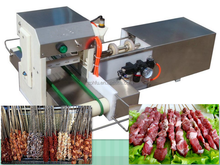 kebab souvlaki skewer machine