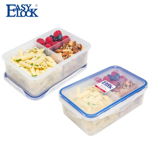 [1150ml 38.9oz 4.6cup] Gym Bodybuilding Meal Food Prep Sports Preparation Containers