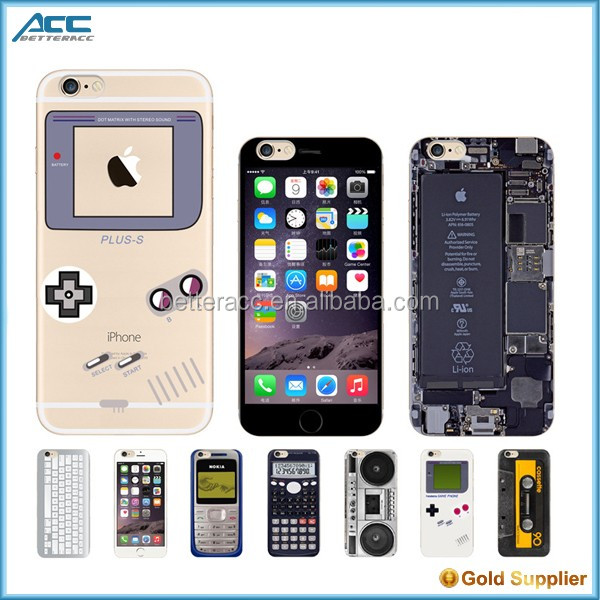 Factory Price Blank sublimation Printing Phone Case For IPhone
