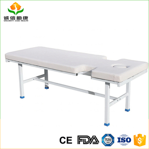 Alibaba hot selling sheet hotel facial beauty or body therapeutic massage bed guangzhou