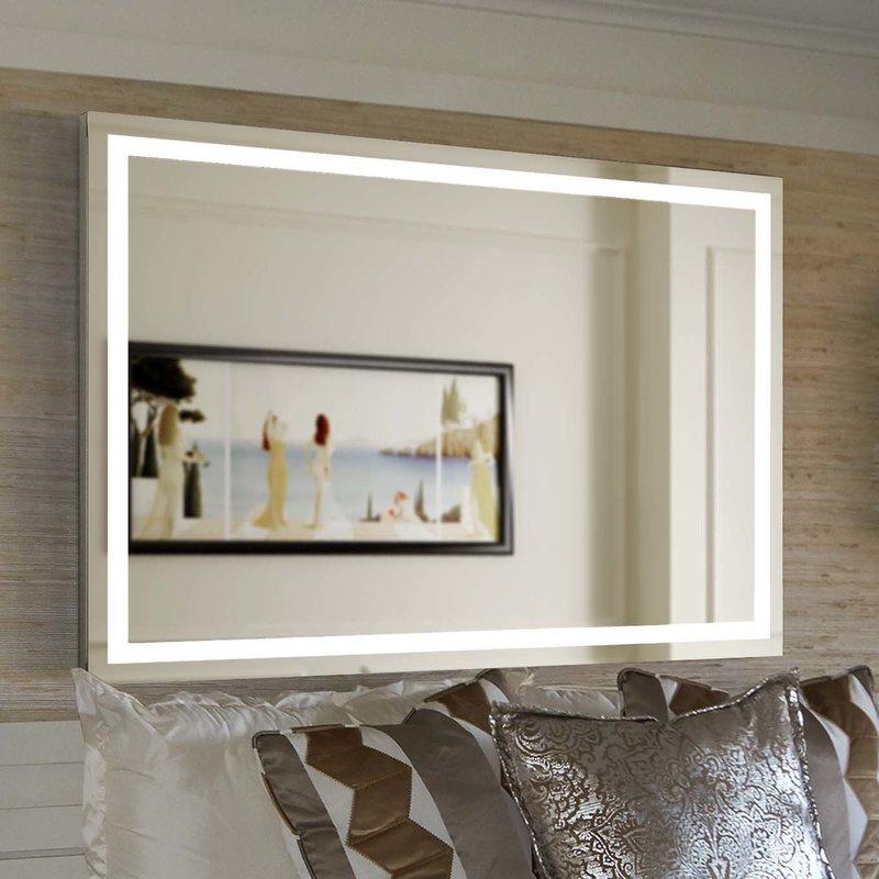 Venta al por mayor luz espejo baoCompre online los mejores luz