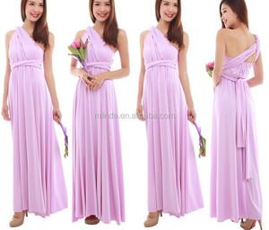 Chiffon Bridesmaid Dress Patterns cc9b3323343c