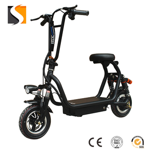 2018 newest lithium battery portable electric bike with double seat