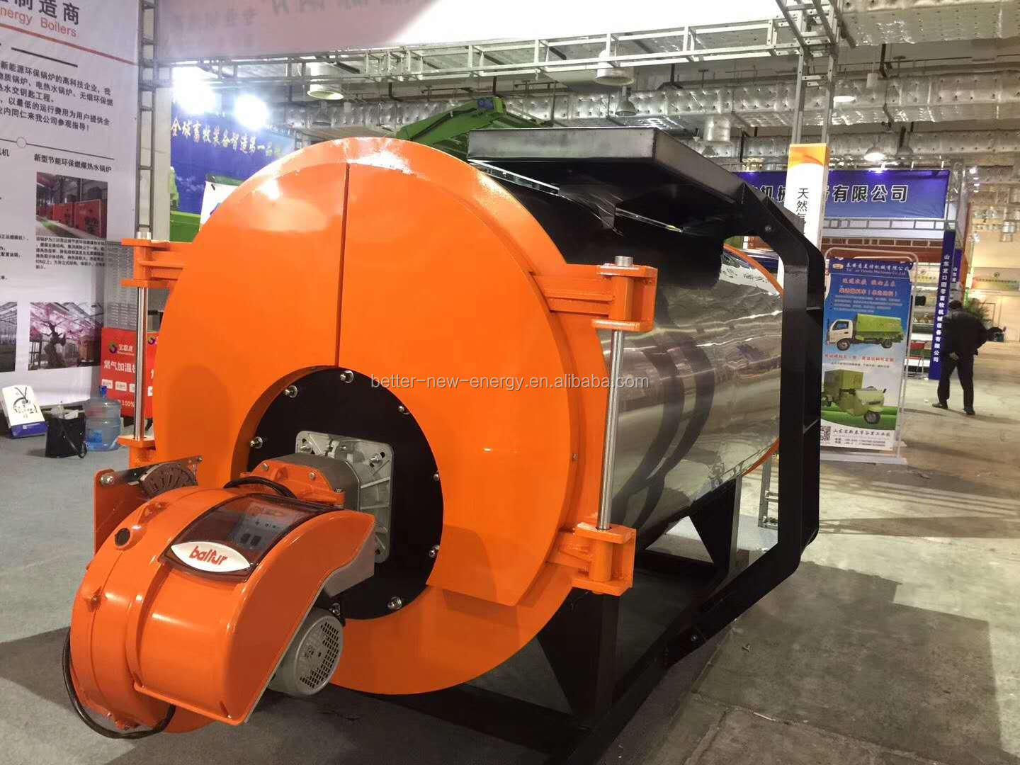 Steam Boilers India | Gas Fired Boilers | Boilers For
