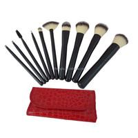 Premium Synthetic Makeup Brush Set Cosmetics Face Makeup Brush Kit