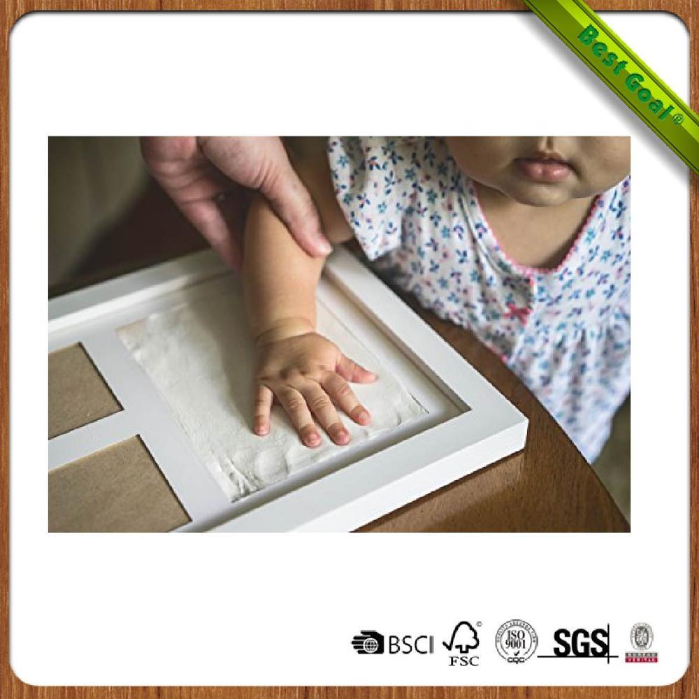 Beste Baby Hand & Footprint Bilderrahmen Kit Für Jungen Und Mädchen ...