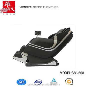 china electric massage zero gravity massage recliner chair sm668